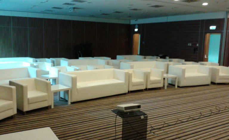 Wyposażenie konferencji w Holiday Inn Kraków