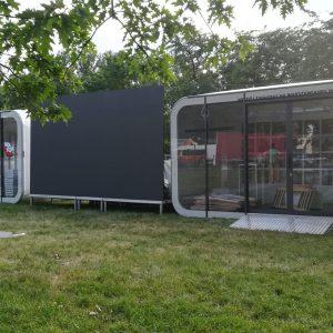 AirClad XPO 6x5 - Orange Warsaw Festival 2018