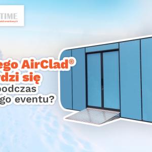 Dlaczego AirClad sprawdzi się nawet podczas zimowego eventu?