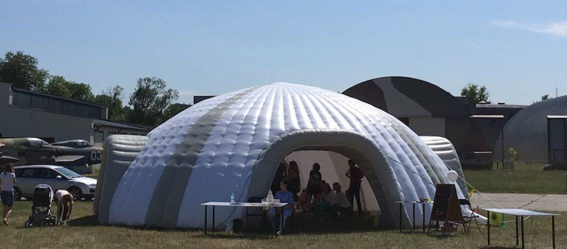 wynajem namiotów dmuchanych pneumatycznych wypożyczalnia mebli loungetime1
